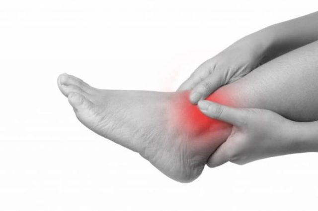 Ankle-Pain